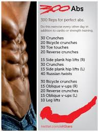 description partners 300 ab workout