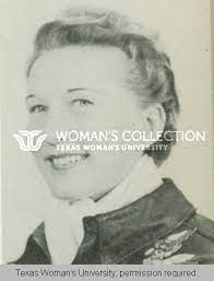 Olive Gwendolyn Crosby Barthelmess, 44-W-1 Classbook Photograph. -  CONTENTdm Title - Gateway to Women's History