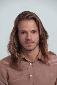 Corte de cabelo masculino longo desfiado. Cabelo Masculino Desfiado Medio