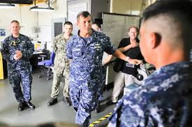 vice adm thomas moore navsea s mander removed him as part of an administrative action and no charges have been preferred at this time