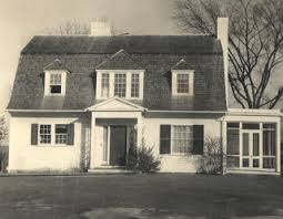 The Governor's Academy Archives: Mason Cottage circa 1915