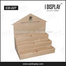 Small Table Display Stands Cardboard Greeting Card Table Display Stand Gift Card Display 98