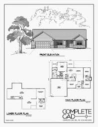 3 bedroom wheelchair accessible house plans universal design for Medium House Plans Designs design 2 also by complete cad Simple Floor Plans Open House