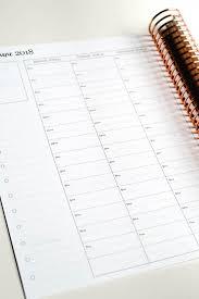 Hourly Planner 2020 Erin Condren Life Planner And Better Time Management