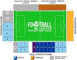 Cherry Lane Seating Chart 66 Conclusive Fratton Park Seating Chart