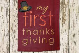 Please browse our alphabet size library to download the size info for any of our available fonts. My First Thanksgiving Applique Creative Fabrica
