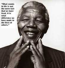 Tribute To Nelson Mandela Some Of His Inspiring Quotes Thebuzzfinder