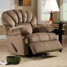 Hardwood frame for more strength Chaise recliner for more comfort