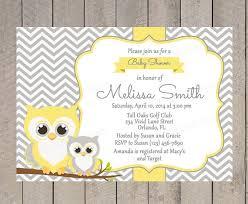 Owl  Baby PrintablesOwl Baby Shower Invitations For Boy