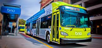 brio bus with paint scheme el paso