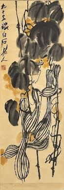 gourds qi baishi 齊白石 1864 1957 was an influential chinese painter