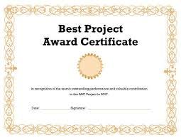 Teamwork Certificate Templates Team Awards Template