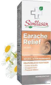 Earache Relief Earache Drops Ear Drying Aid Similasan Usa