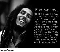 Bob Marley Quotes About Love And Happiness Adorable 48 Attractive Bob Marley Quotes About Love And Happiness WeNeedFun