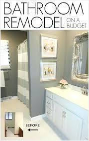 diy bathroom remodel diy bathroom remodel steps