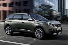 Peugeot 5008 2017 pictures, Peugeot 5008 2017 images, (38 of 62)