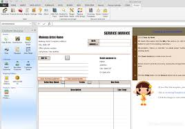 makeup artist invoice template free with plus together with