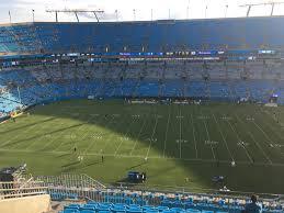 Bank Of America Stadium Section 514 Rateyourseats Com