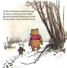On AA Milne's 'WinnieThePooh' Anniversary 40 Life Lessons From Amazing Pooh Quotes About Friendship
