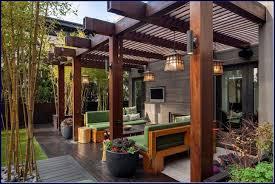 Lovable Open Patio Design Modern Patio Covers Cozy Minimalist Patio