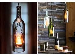 How To Use Wine Bottles For Decoration Empty Wine Bottle Craft Ideas Decor Pictures Ideas for christmas 54