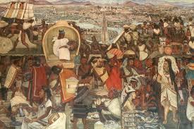 ancient aztec public works csmh history class aztecs build tenochtitlan