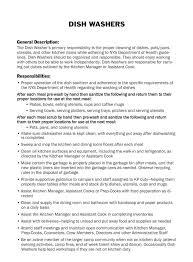 Sample Job Application Resume For Kitchen Manager Valid Assistant