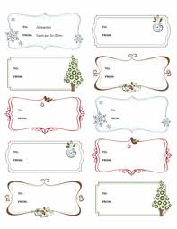 Gift Tag Template Publisher Simplify Christmas Events With Free Microsoft Office