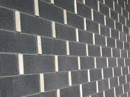 blocks for the future ebony eco with white flagstone feature