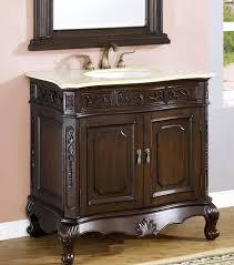 bathroom sink cabinet ideas single sink bathroom vanities 24 36 inches single sink