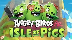 Rovio Hopes AR Will Make Angry Birds Relevant Again