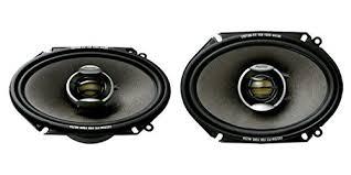 pioneer 6x8 speakers. pioneer tsd6802r 6 x 8 2-way 260 watt speakers 6x8