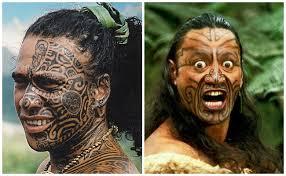 Tatuajes MAORÍES y Polinesios【Diseños y Significados】