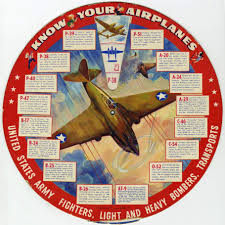 Air Force Aircraft Identification Chart Packing Up Our Secret Decoder Ring National Air And Space