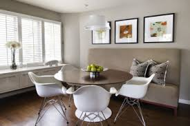 dining room banquette furniture. Mid Century Modern Dining Room DiniStylish Iron Wood Banquette Bench Furniture Y
