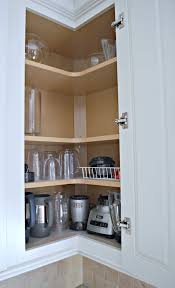 Awesome Upper Corner Kitchen Cabinet Organization Ideas Of Tips For