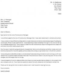 construction manager cover letter example icoverorguk construction management cover letter