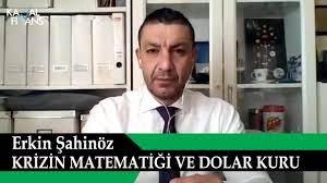 Ekonomik Krizin Matematiği ve Dolar Kuru, Erkin Şahinöz - YouTube