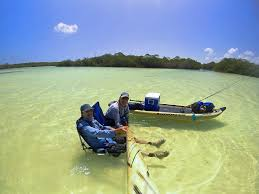 diy bonefishing with the stand up paddle board