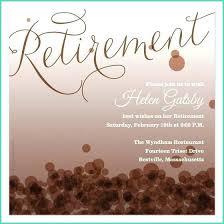 Retirement Invitations Free Retirement Party Invitation Template Word Elisabethnewton Com