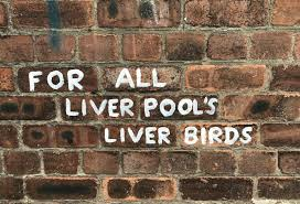 some exciting new artwork has appeared this month in liverpool s trendy baltic triangle a fantastic pair of liver bird wings has become the favourite place  on angel wings wall art liverpool with sign siren for all liverpool s liver birds