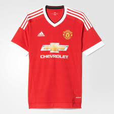 Manchester United trikot home Adidas 2015/16
