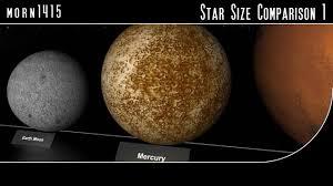 Star Size Comparison 1 Hd