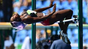 United states sprint dominance was as evidenced by world records and medal counts. Eating Disorders Olympic High Jumper Priscilla Frederick Loomis Pressured To Perform Better And Lose A Few Pounds Cnn