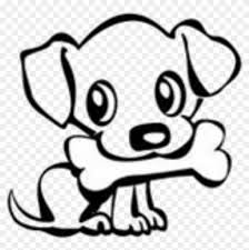 parkway kennels cute dog face drawing 65516