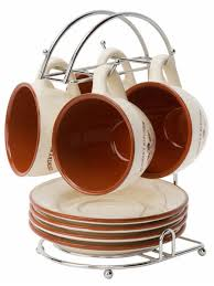 """<b>Чайный</b> набор """"<b>Кухня</b> в стиле Кантри"""" <b>Terracotta</b> 8240231 в ..."""