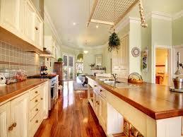 Galley Kitchen Design Layout