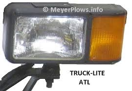 meyer plow help com meyer plow wiring identification information on top of meyer plow lights it says who made them these say meyer by truck lite on them
