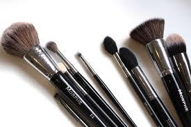 my favourite morphe brushes