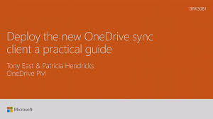 What Is Ms Onedrive Deploy The New Onedrive Sync Client A Practical Guide Microsoft